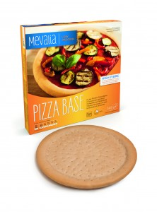 2 Low Protein Pizza Bases